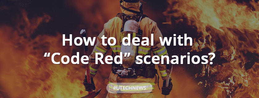 """How to deal with """"Code Red"""" scenarios"""