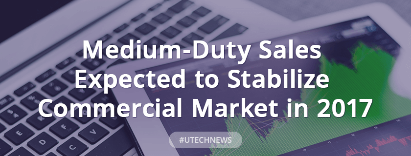 Medium-Duty Sales Expected to Stabilize Commercial Market in 2017
