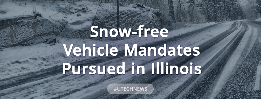 Snow-free vehicle mandates pursued in Illinois