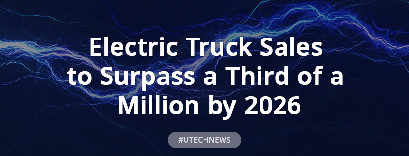 electric truck sales