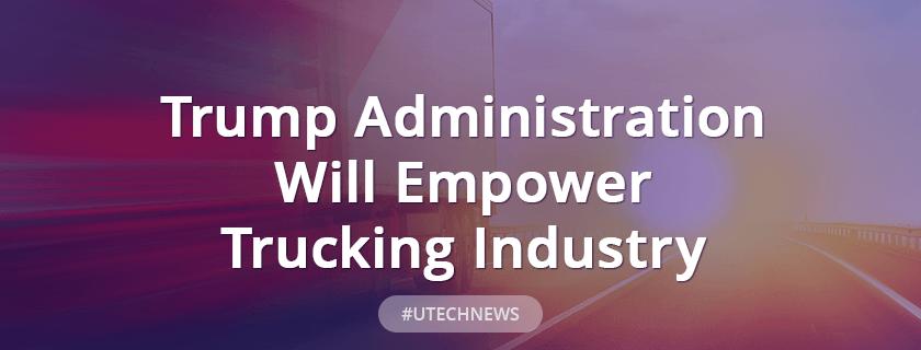 Empower trucking industry