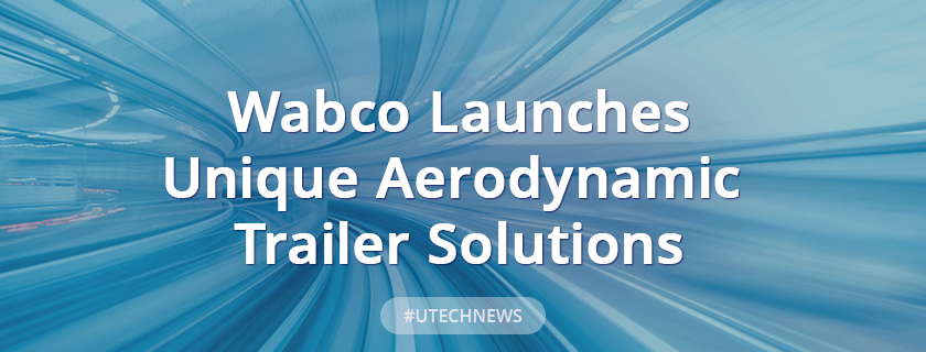 Wabco launches unique aerodynamic trailer solutions