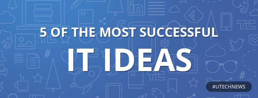 Top5 IT Ideas utech news