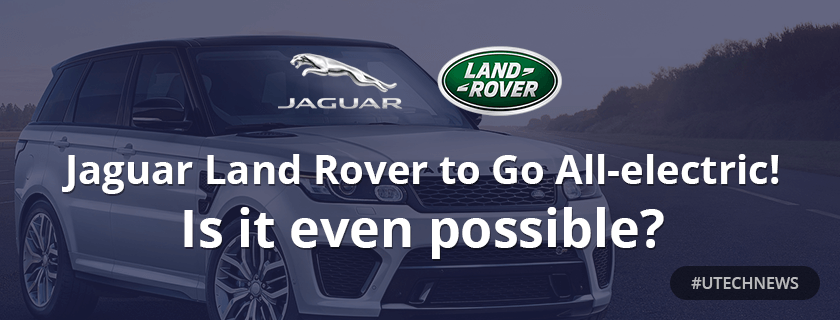 Land Rover Jaguar utech news