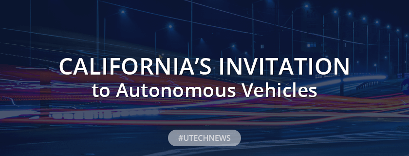 California's invitation utech news