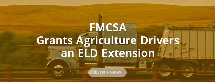Agriculture Drivers an ELD Extension
