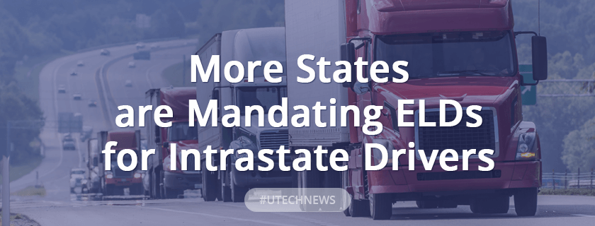 Mandating ELD for intrastate drivers
