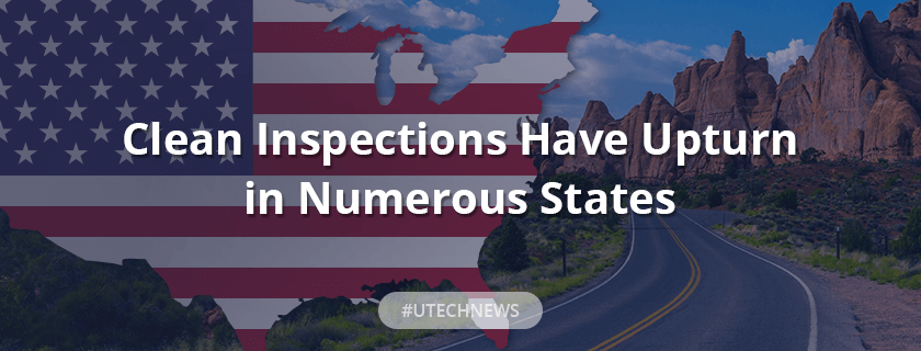 Clean Inspections Have Upturn in Numerous States