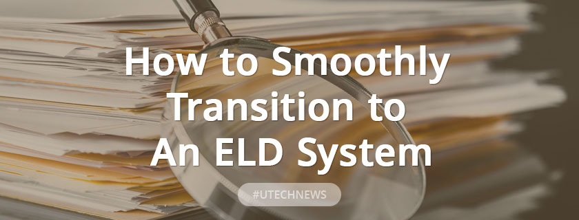 How to Smoothly Transition to An ELD System