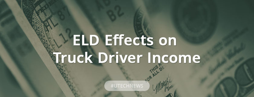 ELD Effects On Truck Driver Income