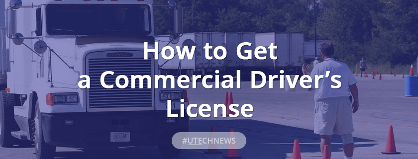 How to get Commercial driver's license