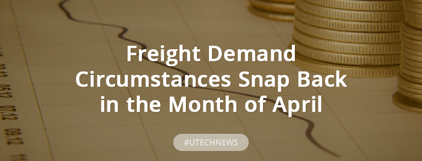 Freight demand circumstances snapback