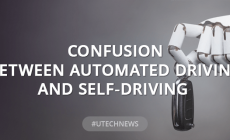 Confusion between automated driving and self-driving is dangerous.