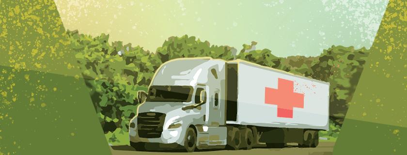 Health truck